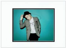 Olly Murs Autograph Signed Photo